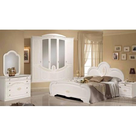 Спальня Щара 5 белая Форестдекогрупп