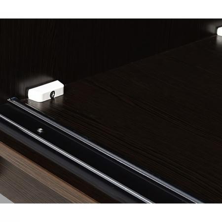 Шкаф-купе 2-х дверный КК Престиж 1430*2400*580