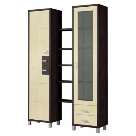 Шкаф 2-х секционный ВК-04-11