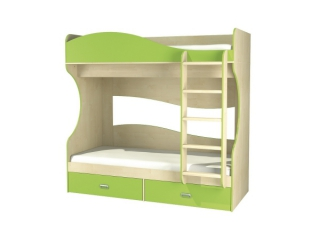 Комби МН-211-06 Кровать двухъярусная
