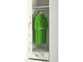 Розалия Шкаф для одежды Ш60-1Л