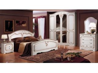 Спальня Валерия 4 жемчуг Форестдекогрупп