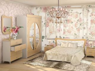 """Набор мебели для спальни """"ЖАСМИН"""" Речицадрев"""