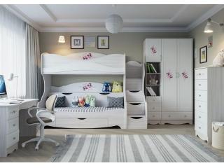 Детская мебель Акварель-1 Св-Мебель